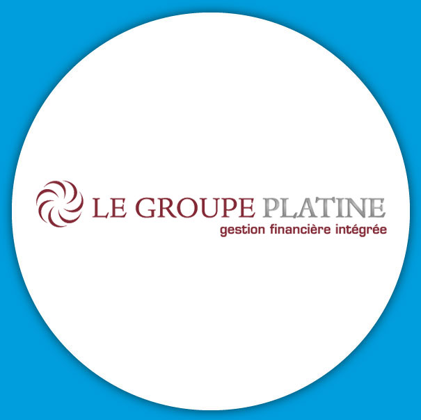 Groupe Platine -  Conception d'un logo